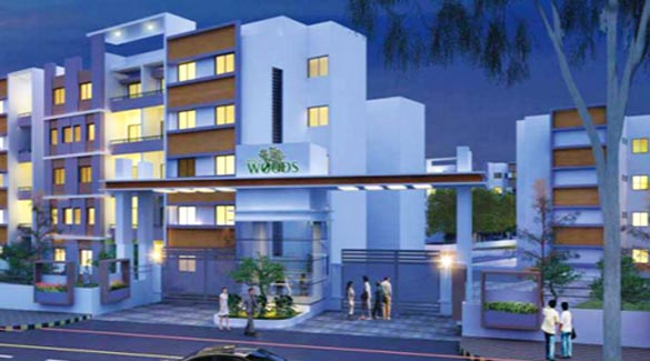 Bren woods, Bangalore - Residential Apartments