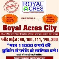 Royal Acre City - Ajmer Road, Jaipur