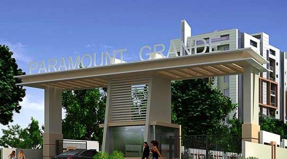 Paramount Grande, Guwahati - Residential Apartments