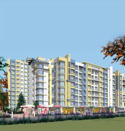 GHP Woodland Heights, Mumbai - Residential Apartments