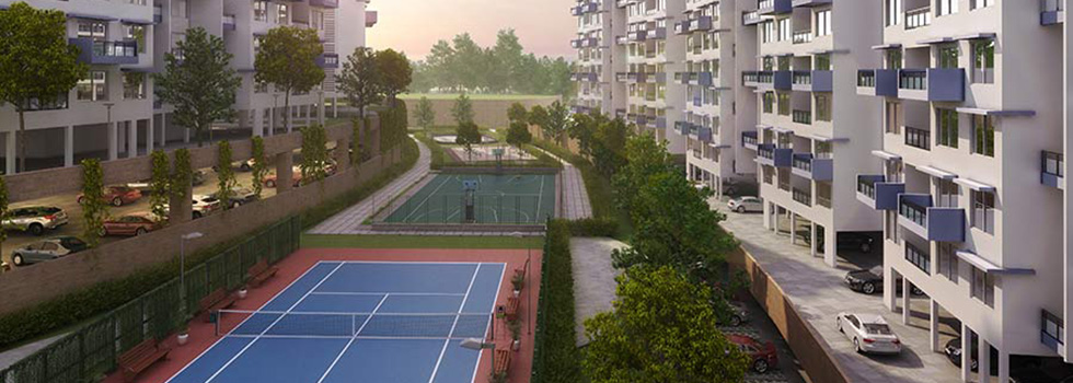 Three Jewels, Pune - Residential Apartments
