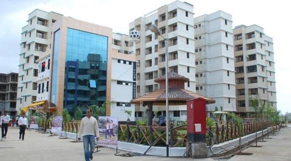 Shashwat Park Phase 4, Thane - Residential Apartments