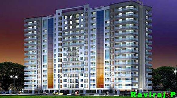 Raviraj Palms, Mumbai - 2 BHK Flats