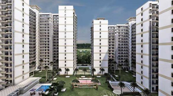 Antriksh Grand View , Noida - Luxurious Apartments