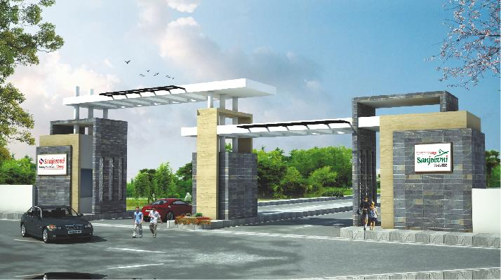 Sanjeevni Estate Extension, Jaipur - Residential Plots