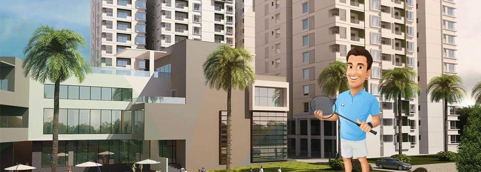 One Kosmos, Hyderabad - Luxurious Apartments