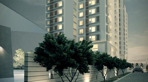 Prestige Ivy Terraces, Bangalore - Luxurious Apartments