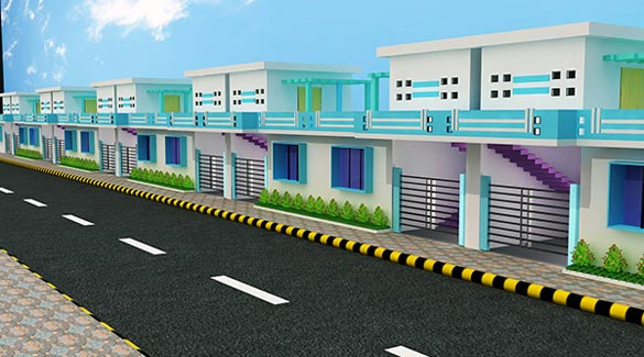 Basera Homes, Lucknow - Row Houses