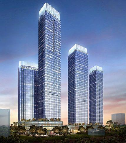 Indiabulls Blu, Mumbai - Luxurious Apartments