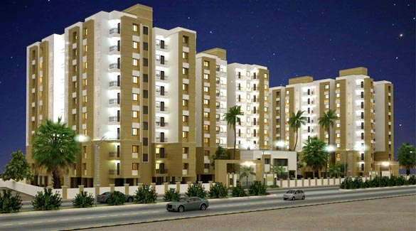 Royal Gold, Vadodara - Luxurious Apartments