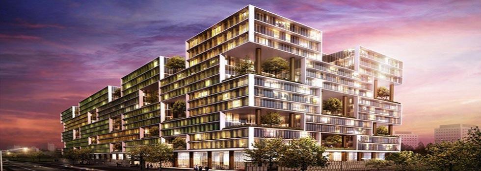 Omkar and V Raheja, Mumbai - Residential Apartment