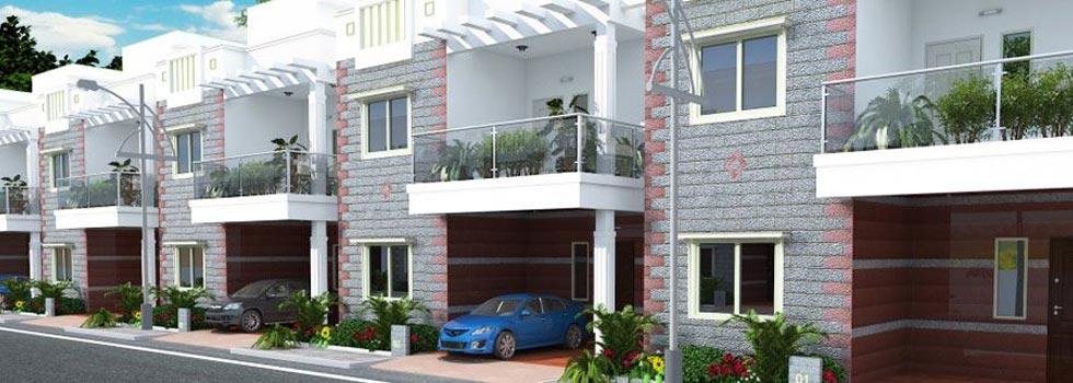 Lakeview Golden Nest, Bangalore - Residential Villas