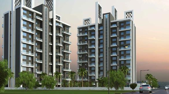 Konark Bella Vista, Pune - Residential Luxurious Apartment