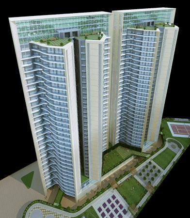 Acme Ozone, Pune - 3 & 4 BHK Apartments