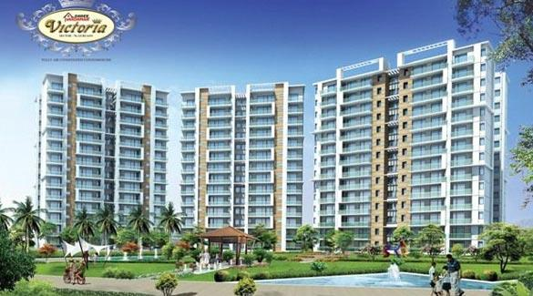 Shree Vardhman Victoria, Gurgaon - Luxurious Apartments