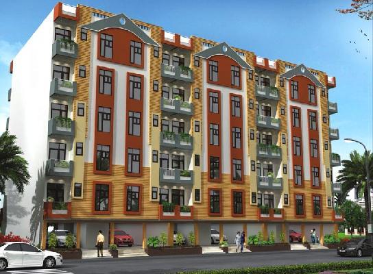 SBI Residency - 11, Greater Noida - 2 BHK Residential Flats
