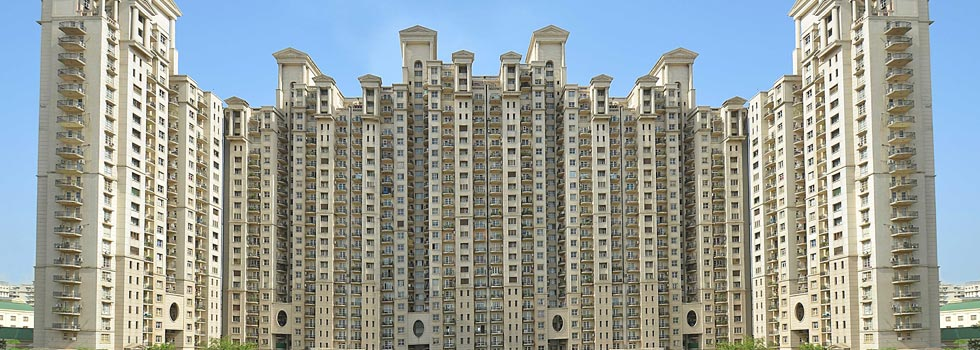 Hamilton Court, Gurgaon - Luxurious Apartment