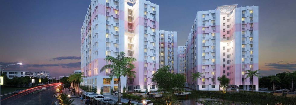 Merlin Paradise, Kolkata - Luxurious Apartments