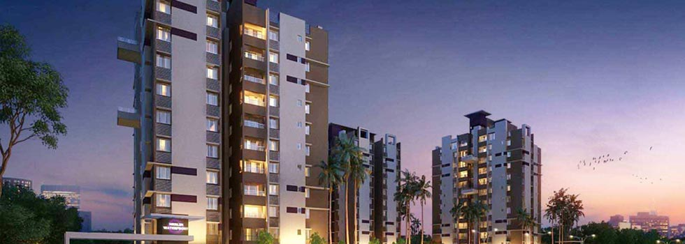 Merlin Waterfront, Kolkata - Luxurious Apartments