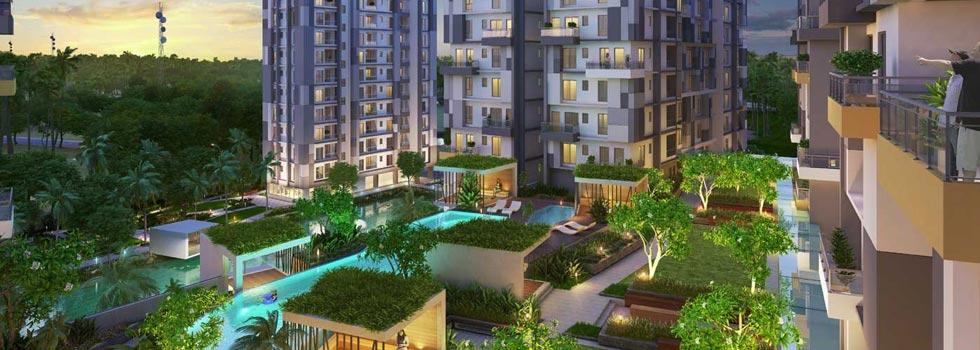Merlin Maximus, Kolkata - Luxurious Apartments