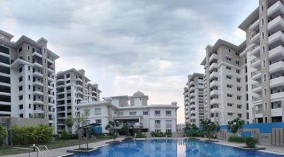 Nagarjuna Residency, Hyderabad - Luxurious Apartments