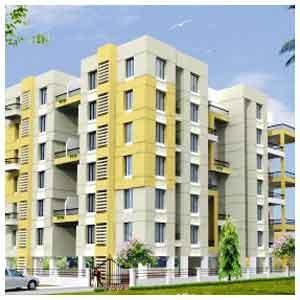 Sanskruti Prachi, Pune - 2 & 3 BHK Terrace Flats