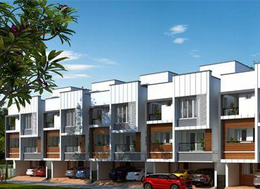 Vijay Rajas Navarathna, Chennai - Residential Villas