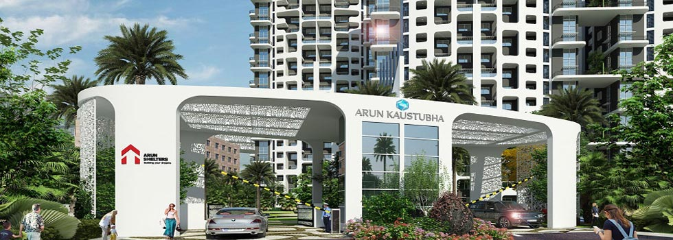 Arun Kaustubha, Bangalore - Luxurious Apartments