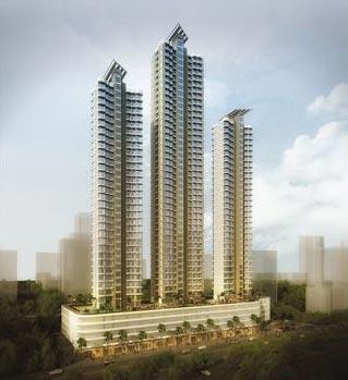 Codename West Park Phase 1, Mumbai - Luxurious Apartments