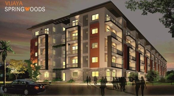 Vijaya Springwoods, Bangalore - Luxurious Apartments
