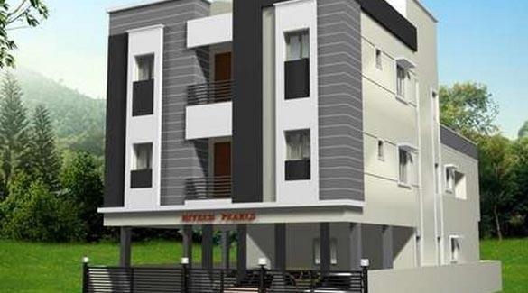 Hitech Pearls, Chennai - Luxurious Apartments