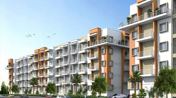 Crossandra, Bangalore - Luxurious Apartments
