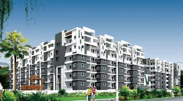 A V Info Pride, Hyderabad - Luxurious Apartments
