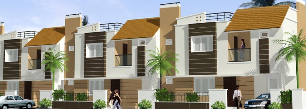 Boulevard Villa, Chennai - Residential Apartments