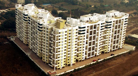 The Island Phase I, Pune - luxurious Apartment