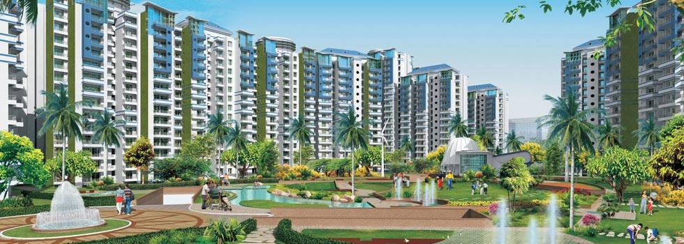 Supertech Emerald Court, Noida - Luxurious Apartments