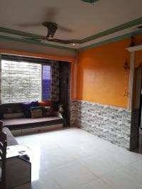 1 BHK 570 Sq.ft. Residential Apartment for Sale in Balkum, Thane