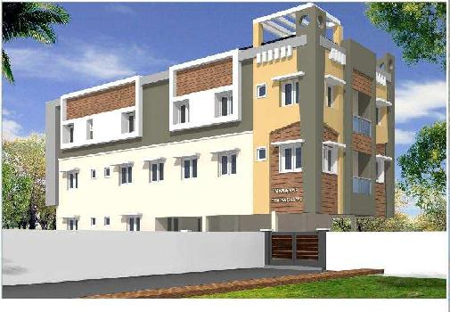 1 BHK 364 Sq.ft. Residential Apartment for Sale in Pallavaram, Chennai