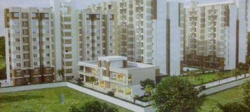 1 BHK Flats & Apartments for Sale in Jagatpura, Jaipur - 357 Sq.ft.