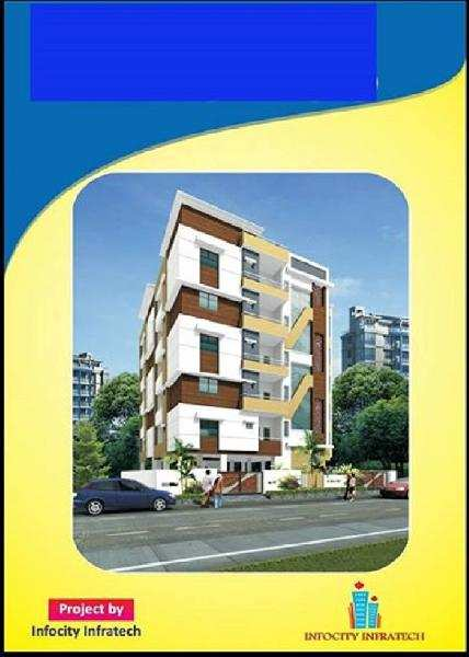 2 BHK Flats & Apartments for Sale in Kondapur, Hyderabad West - 1120 Sq. Feet