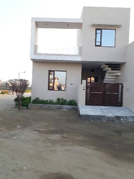 2 BHK Individual House for Sale in Venus Velly Colony, Jalandhar - 1035 Sq. Feet