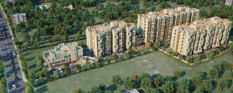 3 BHK 1222 Sq.ft. Residential Apartment for Sale in Ranidanga, Siliguri