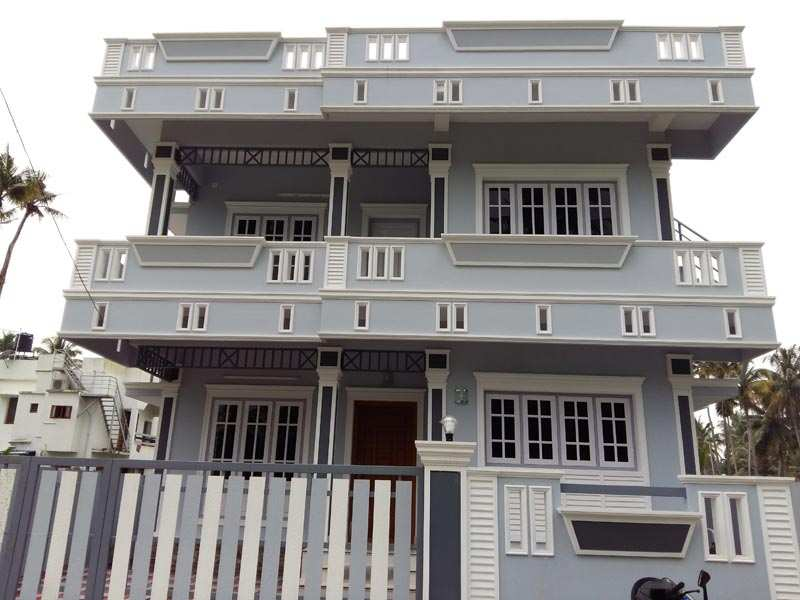 3 BHK Individual House/Home for Sale in Kochi - 3 Cent