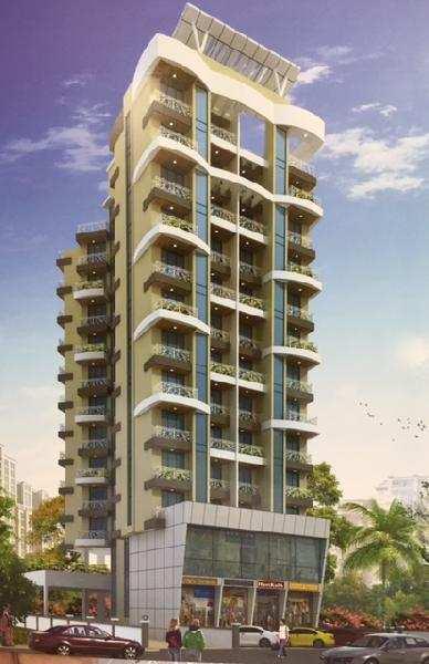 2 BHK Flats & Apartments for Sale in Karanjade, Navi Mumbai - 1500 Sq. Meter