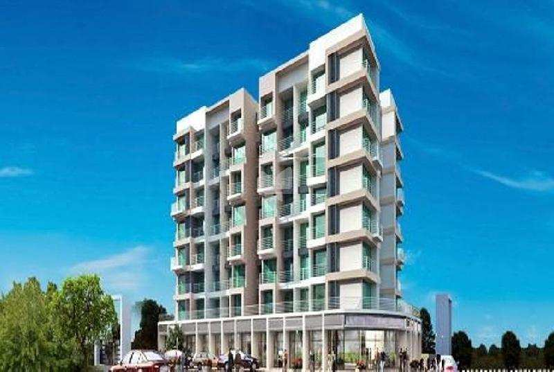 2 BHK Flats & Apartments for Sale in Ulwe, Navi Mumbai - 1200 Sq. Meter