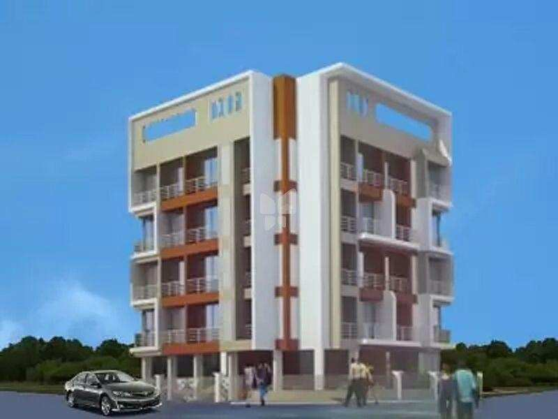 1 BHK Flats & Apartments for Sale in Karanjade, Navi Mumbai - 600 Sq. Meter