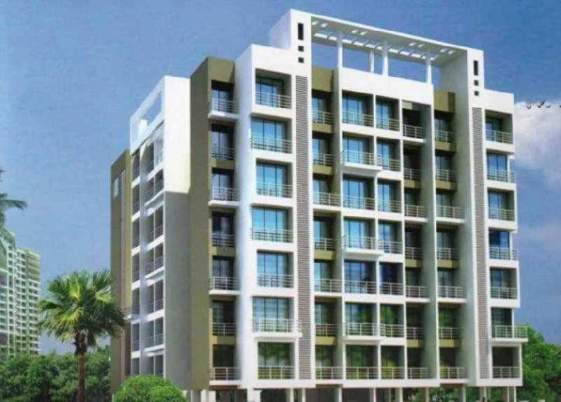 2 BHK Flats & Apartments for Sale in Ulwe, Navi Mumbai - 1080 Sq. Meter