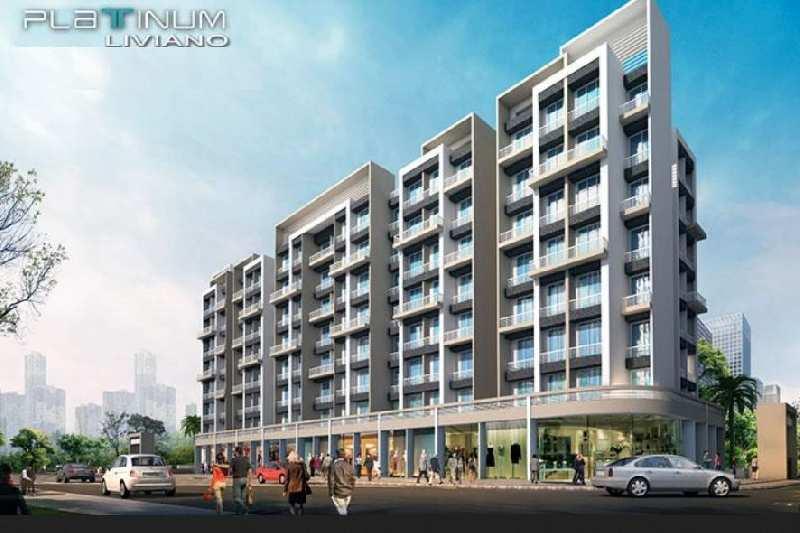1 BHK Flats & Apartments for Sale in Kamothe, Navi Mumbai - 3000 Sq. Meter