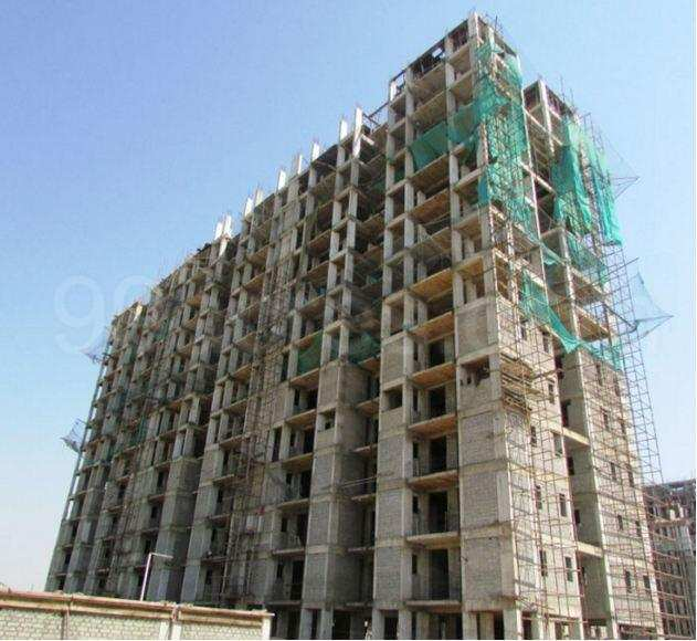 3 BHK Flats & Apartments for Sale in Sector 102, Gurgaon - 13.80 Acre