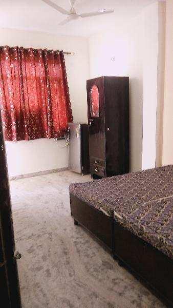 1 BHK Builder Floor for Rent in Sushant Lok, Gurgaon - 560 Sq. Feet
